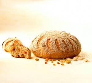 Смесь для приготовления богатых семенами оригинальных хлебобулочных изделий.