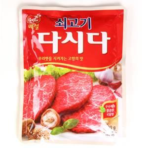 корейская приправа Дасида для мяса и бульонов