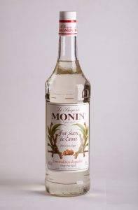 сахарный сироп Монин для напитков и десертов