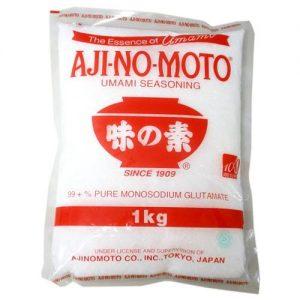 усилитель вкуса - глутамат натрия Аджиномото