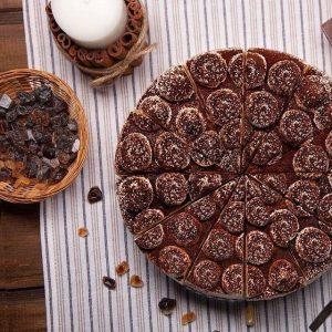 классический вкусный торт тирамису, без выпекания
