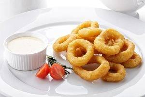 кольца кальмара в кляре - вкусная закуска в Красноярске