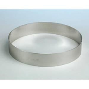 металлическая форма круг от бренда италика