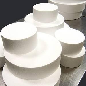 Форма муляжная для торта круглая (d25 см, h7 см) италика