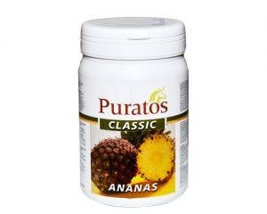 фруктовая начинка со вкусом ананаса от пуратос