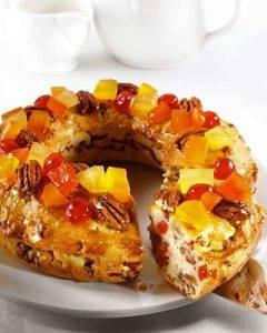 Смесь для приготовления кекса с фруктами