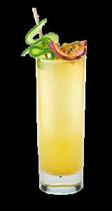 сироп для напитков и десертов со вкусом маракуйи