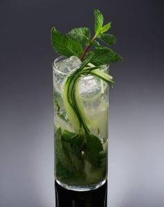 сироп с огуречным вкусом для коктейлей и чая