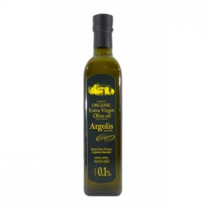 """Масло оливковое """"ARGOLIS"""" ж/б из Греции"""