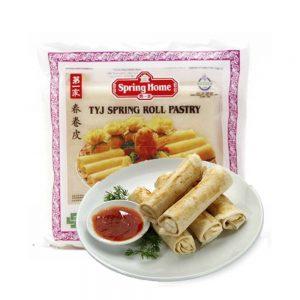 тесто для спринг-роллов и азиатской кухни в наличии