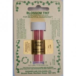 цветочная пыльца для десертов и мастики цвета пыльная роза