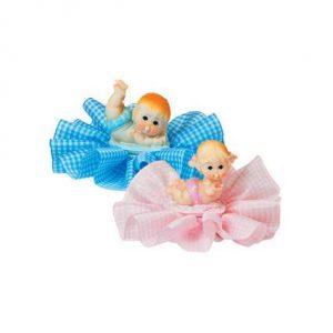 фигурки младенцев для украшения тортов