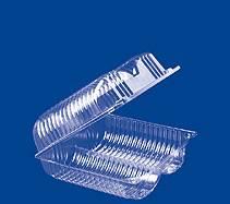 Контейнер прямоугольный РК-27 (0,7 кг), 150*88*50 мм одноразовая посуда оптом