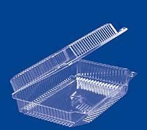 Купить одноразовый прямоугольный контейнер РК-30 (1 кг), 241*172*71 мм