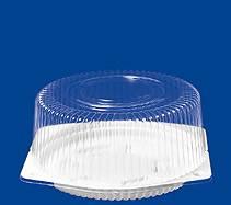 Контейнер для торта, круглый Т-205 М-1 (0,8кг), 193*95 мм комус упаковка