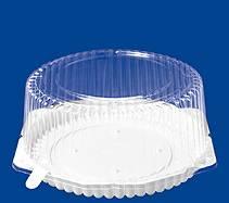 Купить контейнер для торта, круглый Т-206 (1 кг), 205*95 мм в Красноярске комус