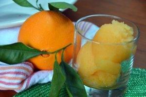 Паста десертная Апельсин