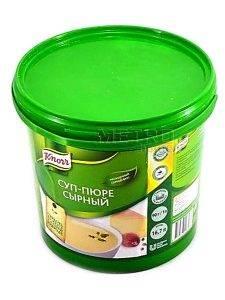 Суп-пюре СЫРНЫЙ KNORR купить в Абакане
