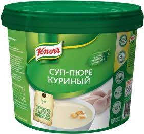 Суп-пюре КУРИНЫЙ KNORR купить в Абакане