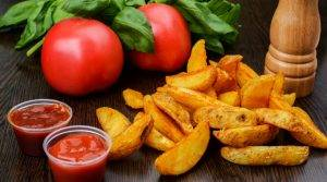 Картофель Фарм Фритес дольки  замороженные (в ассортименте) купить в Абакане
