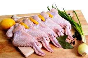 Крыло цыпленка - бройлера (целое) купить в Абакане
