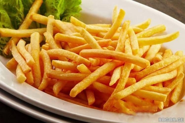 Картофель ФРИ хрустящий (в ассортименте) купить в Абакане