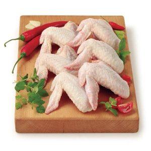 Крыло куриное свежемороженое ( 2 фаланги) купить в Абакане