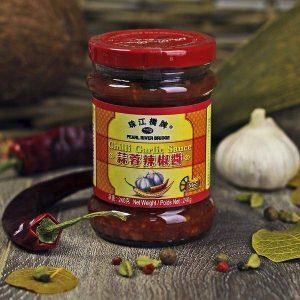 Соус ЧИЛИ с чесноком (Chili Garlic)  купить в Абакане