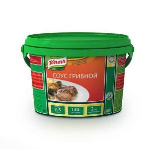 Соус грибной Knorr купить в Абакане