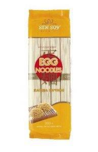 Лапша яичная Сэнсой  EGG NOODLES купить в Абакане