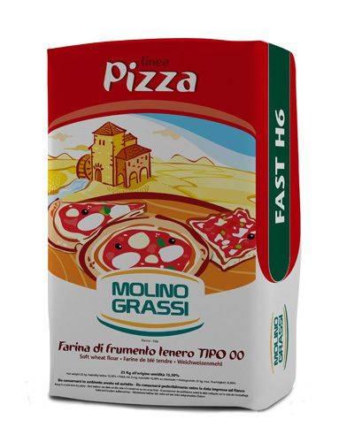 Мука для пиццы Молино Грасси купить в Абакане