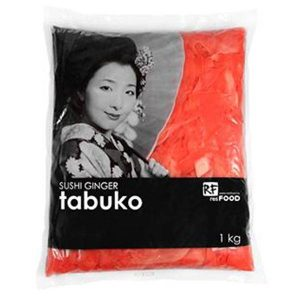 Имбирь TABUKO купить в Красноярске и Абакане оптом.