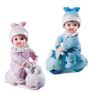 Фигурки новорожденных для торта (в ассортименте) купить в Абакане