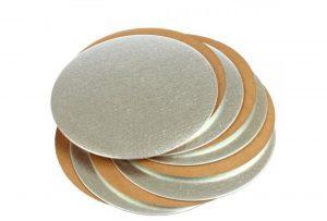 Подложки картонные золото/серебро (в ассортименте) купить в Абакане