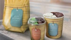 Контейнеры для мороженого с которыми мороженое не тает 1,5 часа