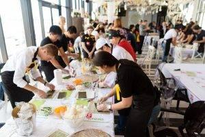 соревнование по приготовлению роллов в красноярске