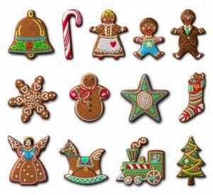 Формы-резаки для печенья (новогодние) в наличии. Абакан, Красноярск, Канск
