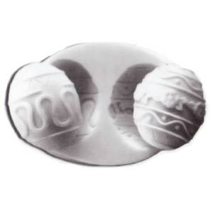 """Форма ШУГАФЛЕКС """"Яйца пасхальные"""" (силикон)"""
