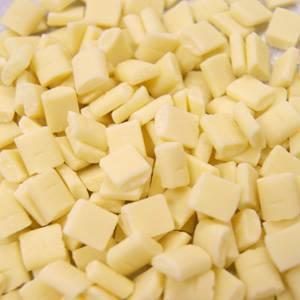 Шоколадные КУБИКИ (белые 30%, молочные 30%, тёмные 45%)