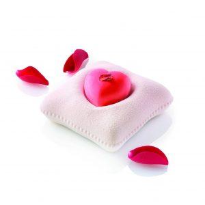 Профессиональный набор из 7 форм в виде подушки и одной формы с 15 миниатюрными сердечками
