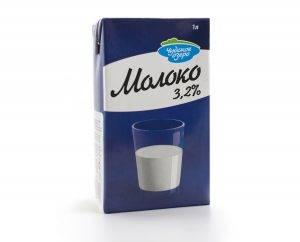 """где купить Молоко """"Чудское озеро"""" ультрапастеризованное классическое 3,2% в Красноярске, Абакане, Канске"""